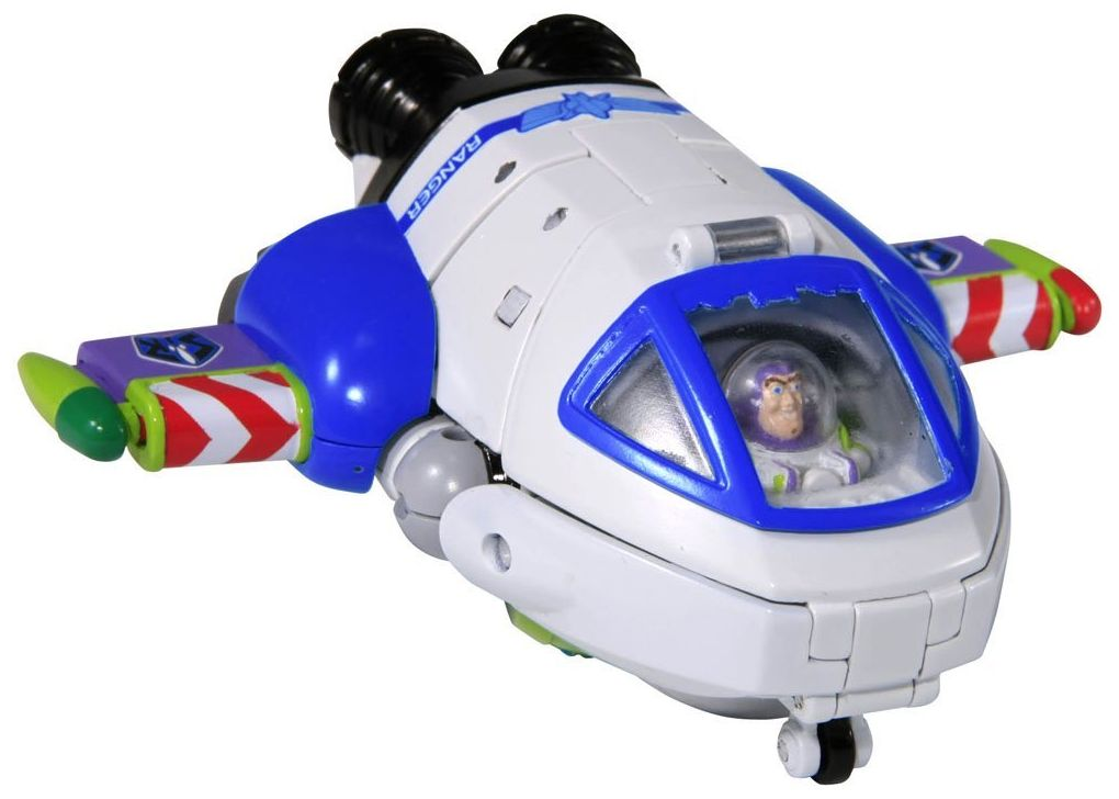 Buzz Lightyear Buzz-Spaceship-1
