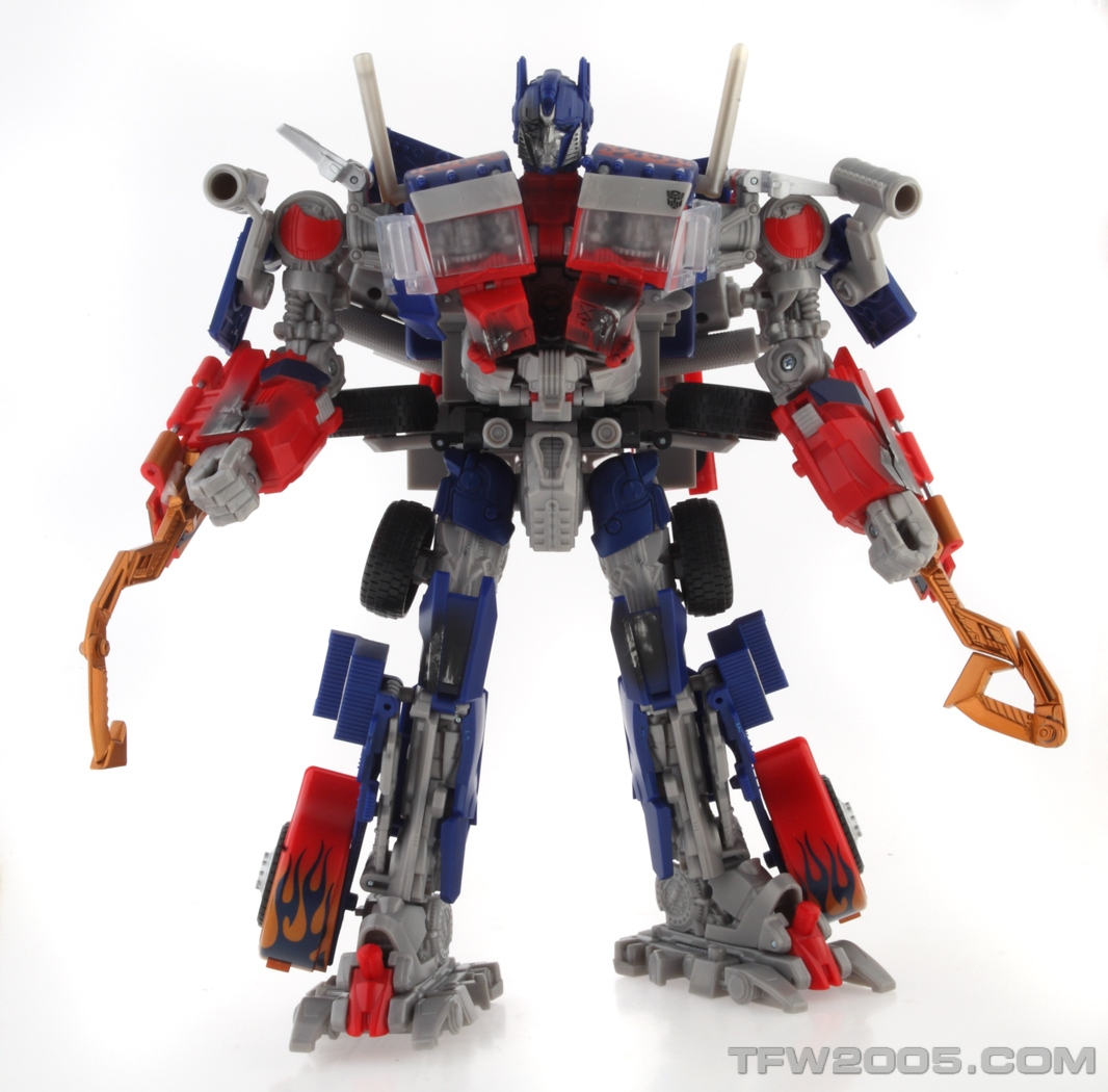 Optimus Prime (Battle Hooks) Image