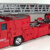 Fire Convoy Fire Engine