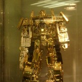 Gold movie Optimus