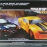 transformers rpm bumblebee new