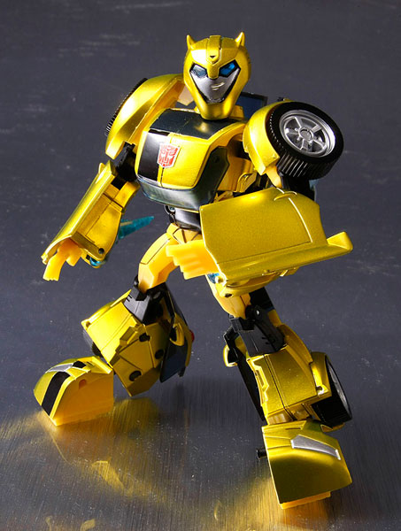 Bumblebee Transformers Animated Bumblebee - Tra...