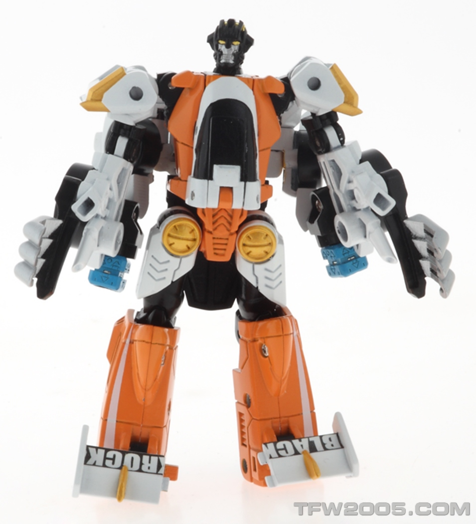 Leadfoot with Pinpoint Combiner-2-Pack-Leadfoot-robot