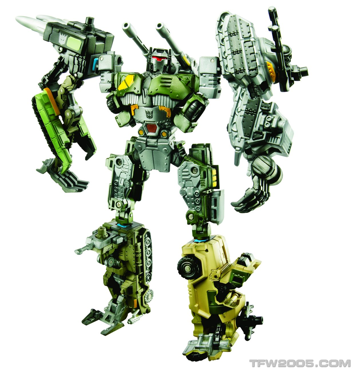 Bombshock with Combaticons Combiner-5-Pack-Combaticons-co