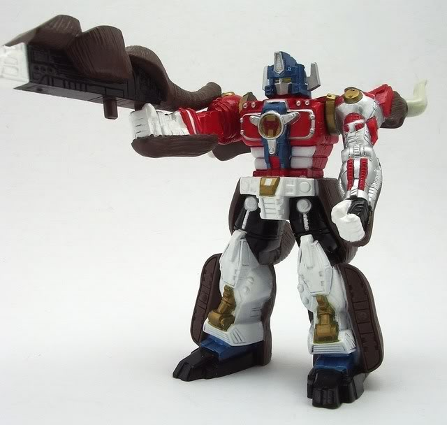 Big Convoy (Beast Wars Real Figure) Image