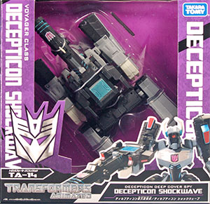 Decepticon Shockwave TOY-RBT-1073