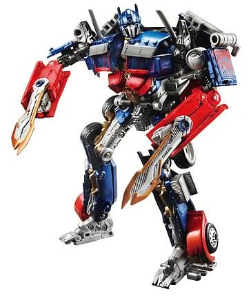 Optimus Prime (Battle Blades) Image
