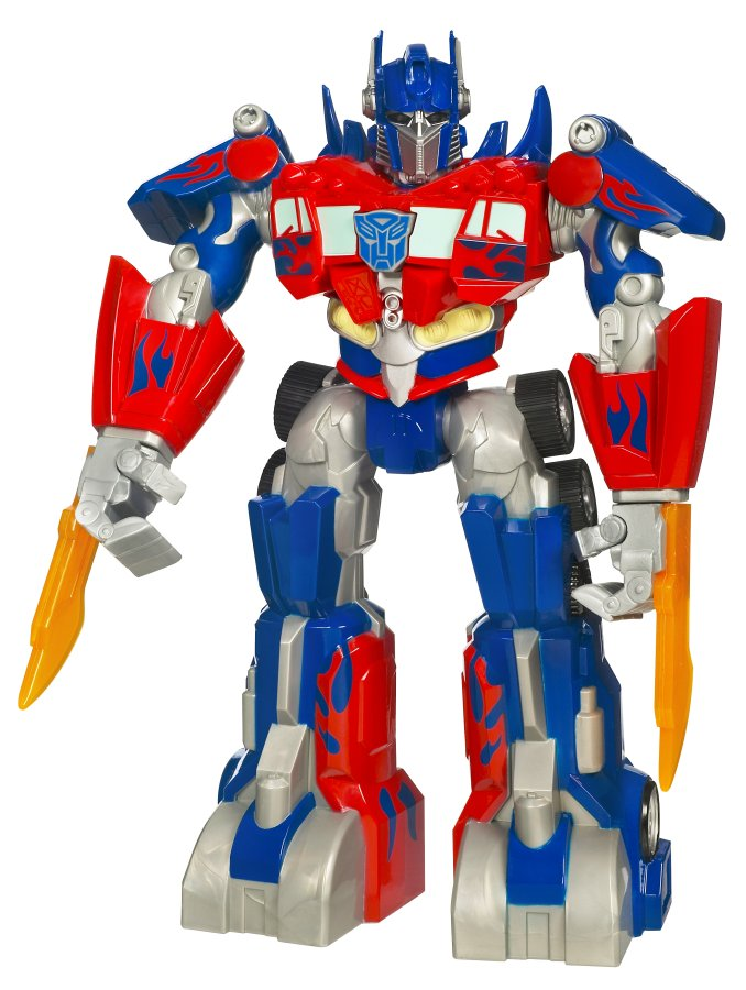 how to make a transformer toy at home