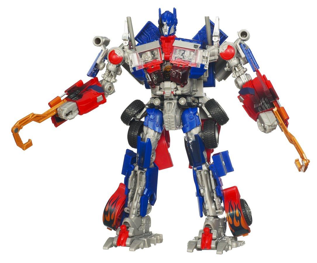 Optimus Prime (Battle Hooks) - Hunt for the Decepticons ...