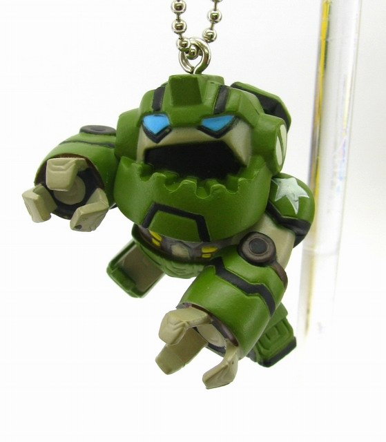 Ironhide (Animated, keychain) Image
