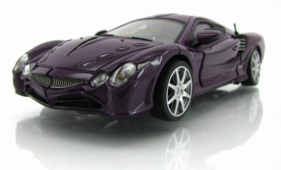 Skywarp - Mitsuoka Orochi (Witch Purple Pearl) Image-098