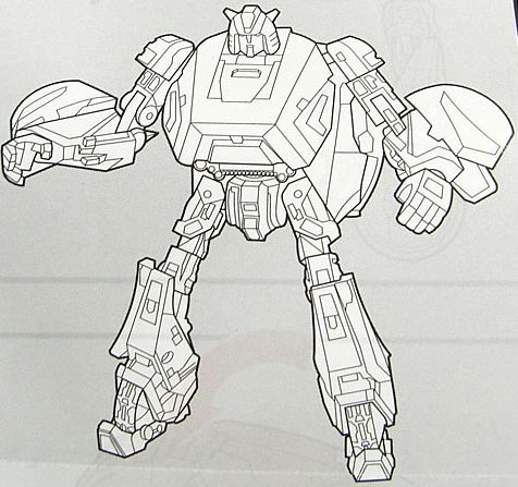 Cliffjumper (War for Cybertron) WFC-Cliffjumper-Instructions