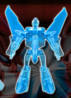 Thundercracker (Clear Blue) Image