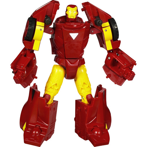Iron Man (Car, Redeco) Image