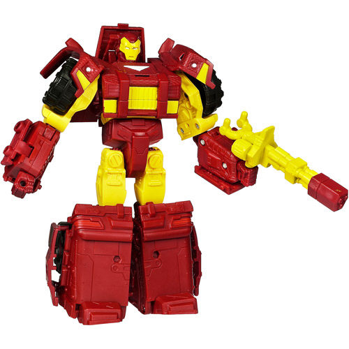 Iron Man (Armored 4x4) Image