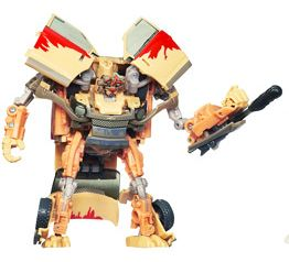 Mudflap (Starscreams Assault) Image