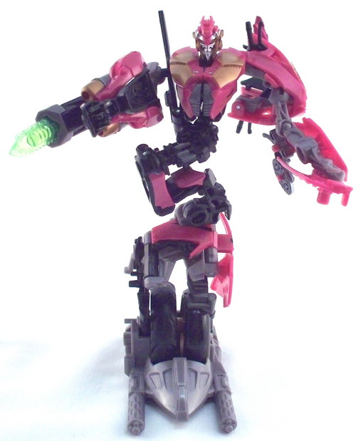 Arcee (Rotorwash Rumble) Image