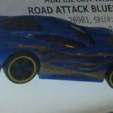 Road Attack Bluestreak