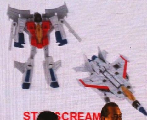 Starscream Starscream