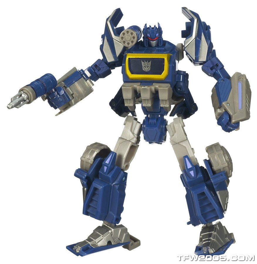 Soundwave (Cybertronian) Image