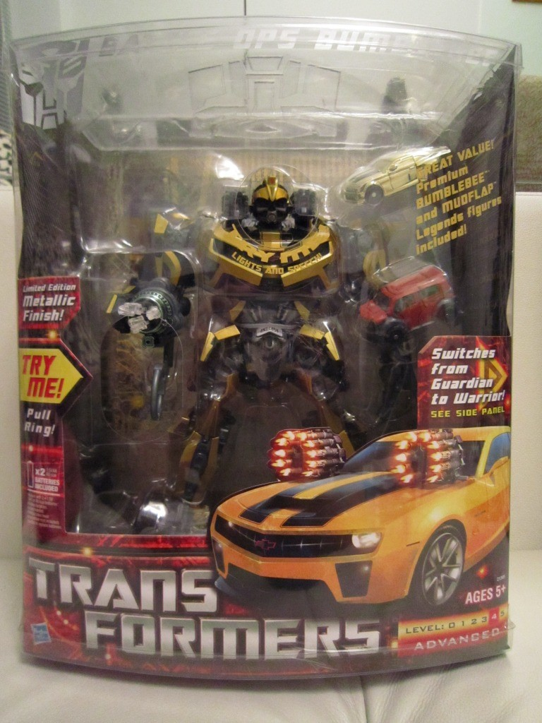 Bumblebee (Battle Ops, Costco) Image