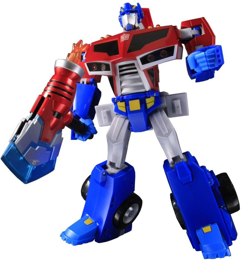 Optimus Prime (Lights & Sounds) Image