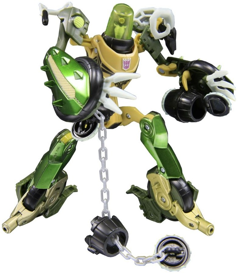 Oil Slick - Transformers Toys - TFW2005