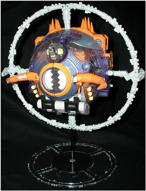 Unicron Display Stand Image