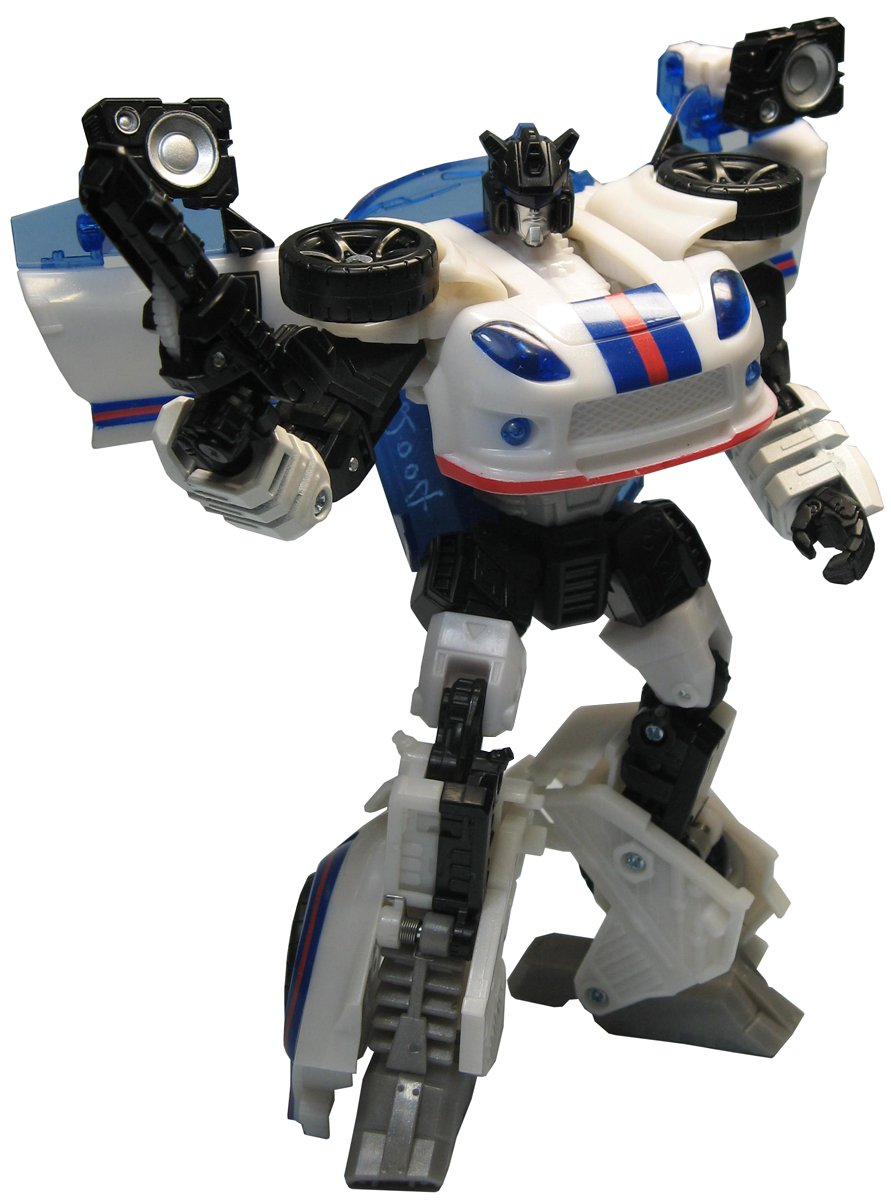 Jazz (Special Ops) - Transformers Toys - TFW2005