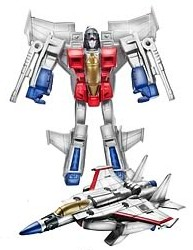 Starscream Legends-Starscream
