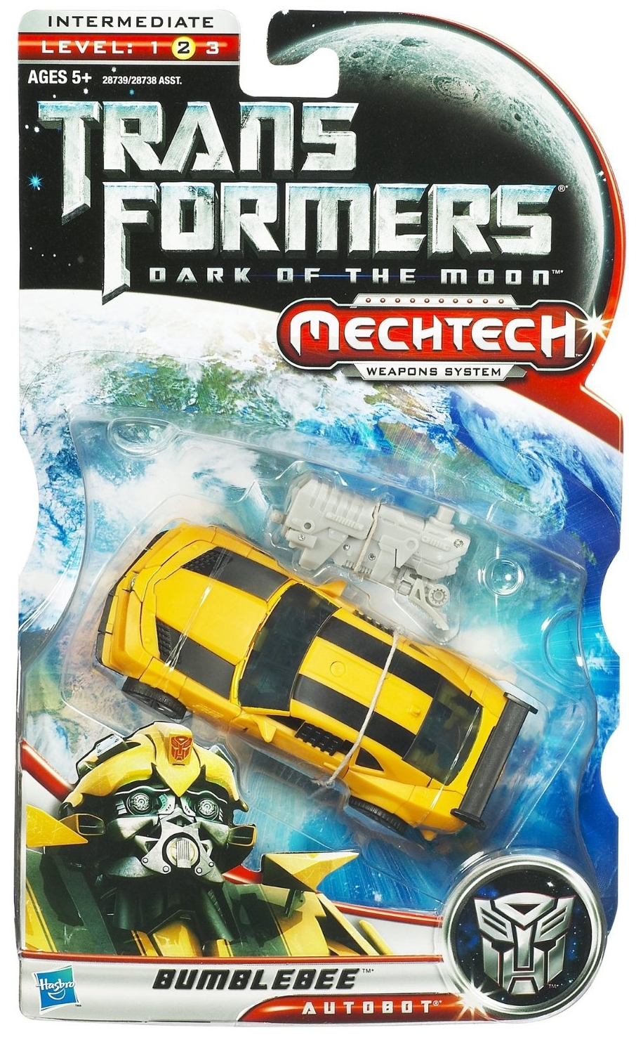 Bumblebee (Deluxe) - Transformers Toys - TFW2005