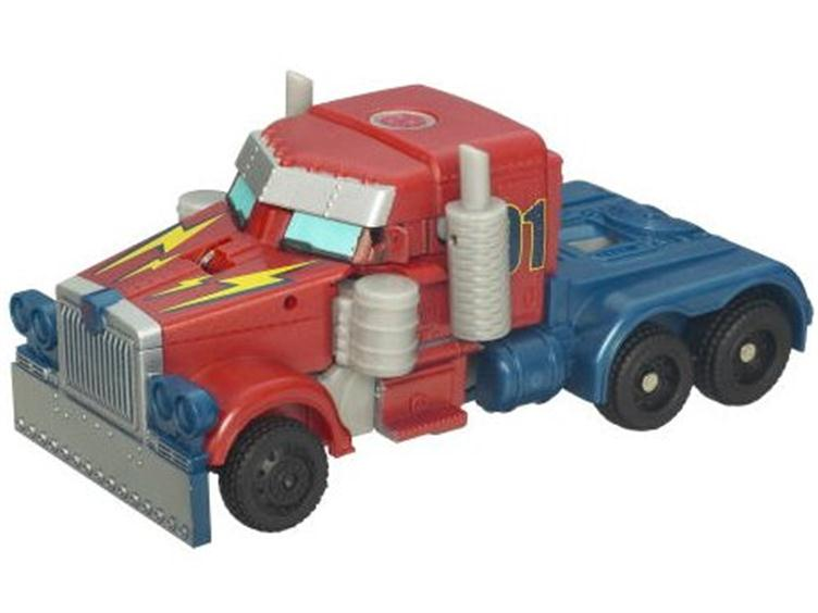 Optimus Prime (Rally Rumble) Image