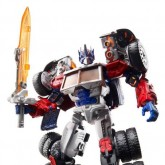 Optimus Prime G2 Robot