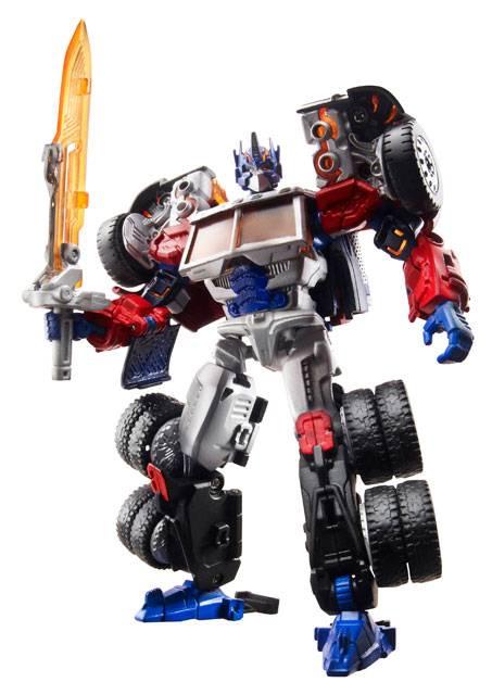Optimus Prime (Generation 2) - Transformers Toys - TFW2005