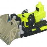 PCC Steamhammer Bulldozer