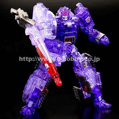 Galvatron (Purple Clear Version) Image