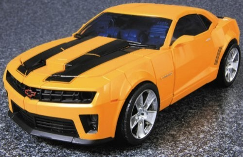 Bumblebee (Movie) MPM-02-Bumblebee-Car