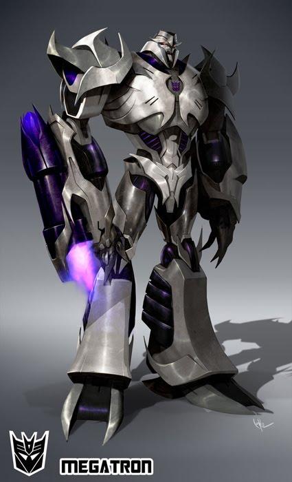 Megatron of kaon vs megatron of tarn spacebattles forums - Transformers prime megatron ...