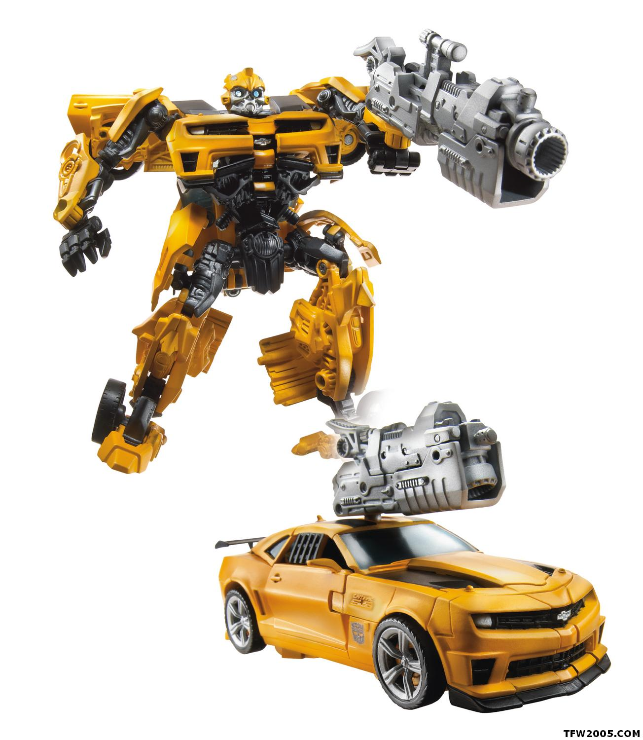 bumblebee deluxe transformers toys tfw2005. Black Bedroom Furniture Sets. Home Design Ideas
