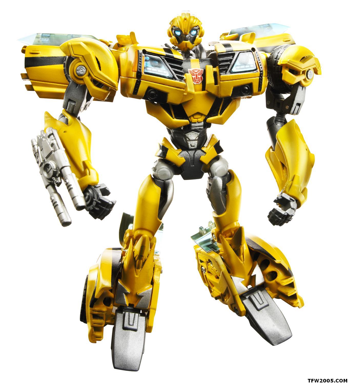 Bumblebee TRANSFORMERS-PRIME-BUMBLEBEE-Deluxe-ROBOT