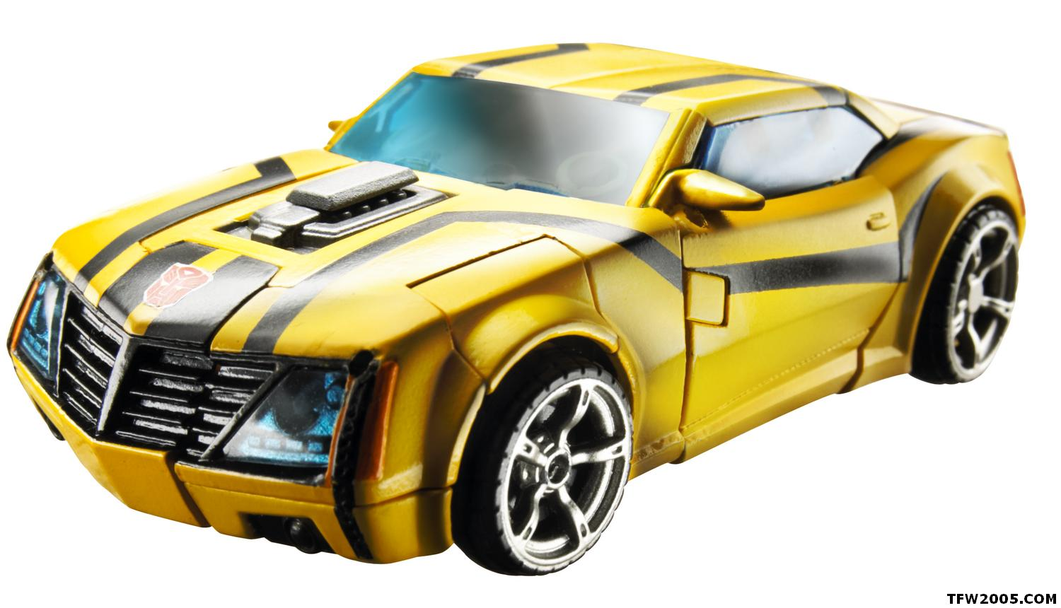 Bumblebee TRANSFORMERS-PRIME-BUMBLEBEE-Deluxe-Vehicle
