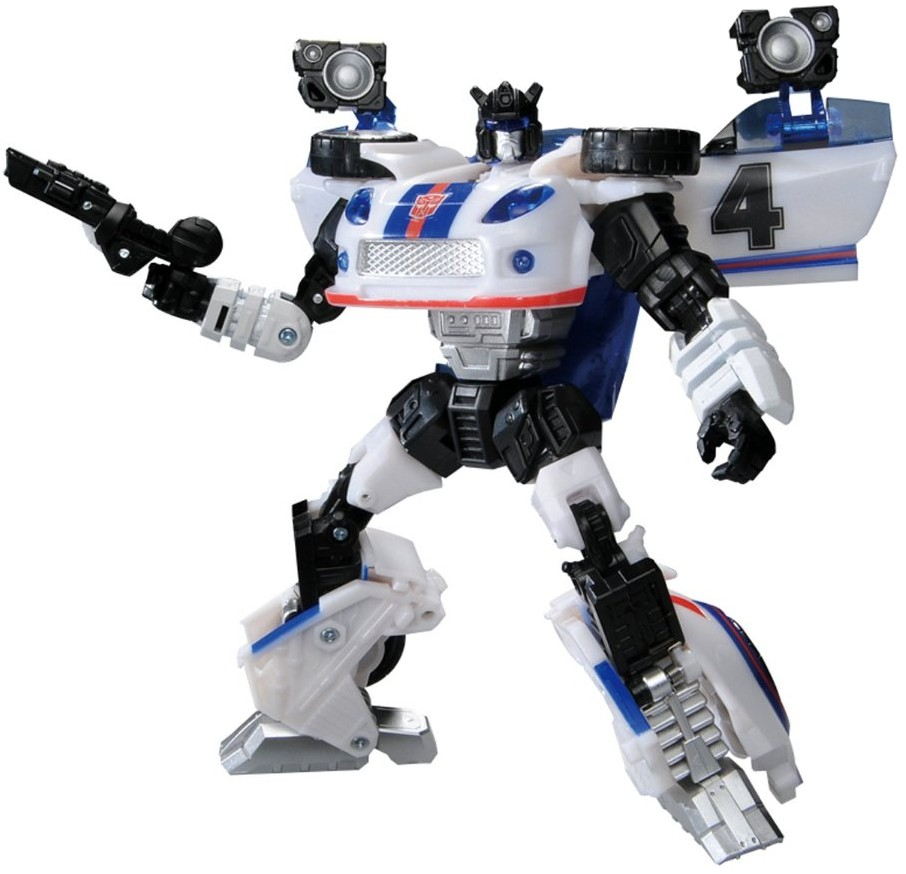 Autobot Jazz - Transformers United - TFW2005