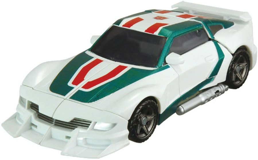 Transformers prime wheeljack car - photo#8
