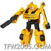 Bumblebee Robot Target Exclusive