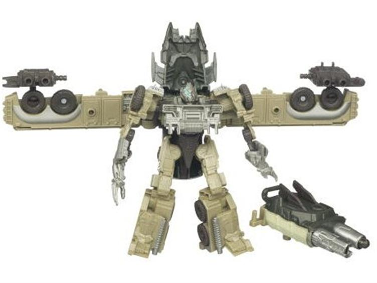 Megatron Blastwave Weapons Base Image