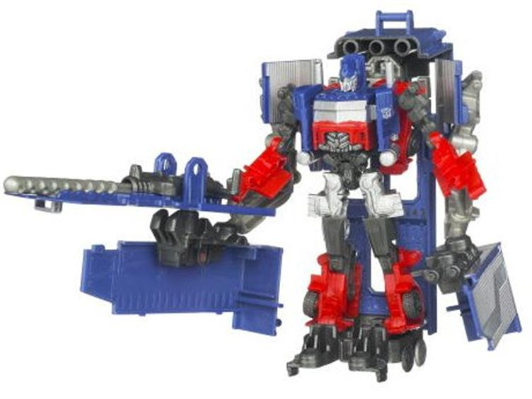 Optimus Prime Armored Weapons Platform Image