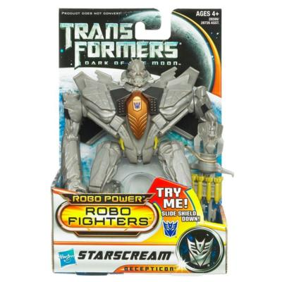 Starscream Robo-Fighters-Starscream-Box