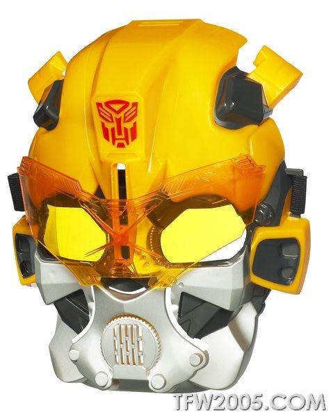 bumblebee voice changer helmet instructions