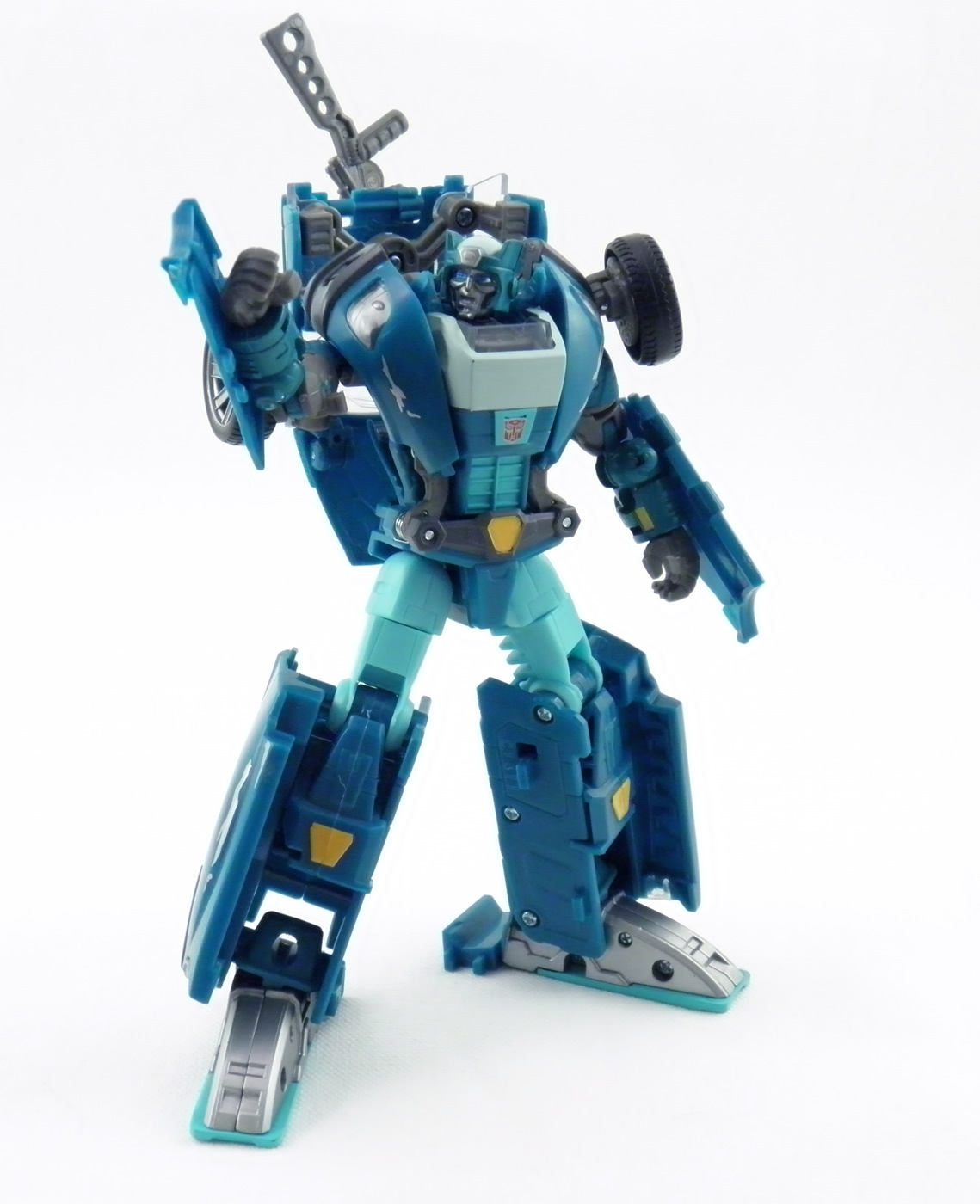 Autobot Kup (Damage Version) Image