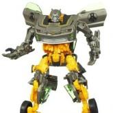 Bumblebee Daredevil Robot